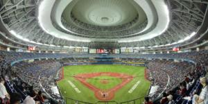 2月20日【今日なんの日】大阪ドーム(現:京セラドーム大阪)が完成した