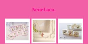 京阪シティモールに「ネネラコ for selection」ってアクセサリー雑貨店ができている。